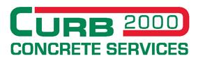 Curb 2000 Concrete Services logo
