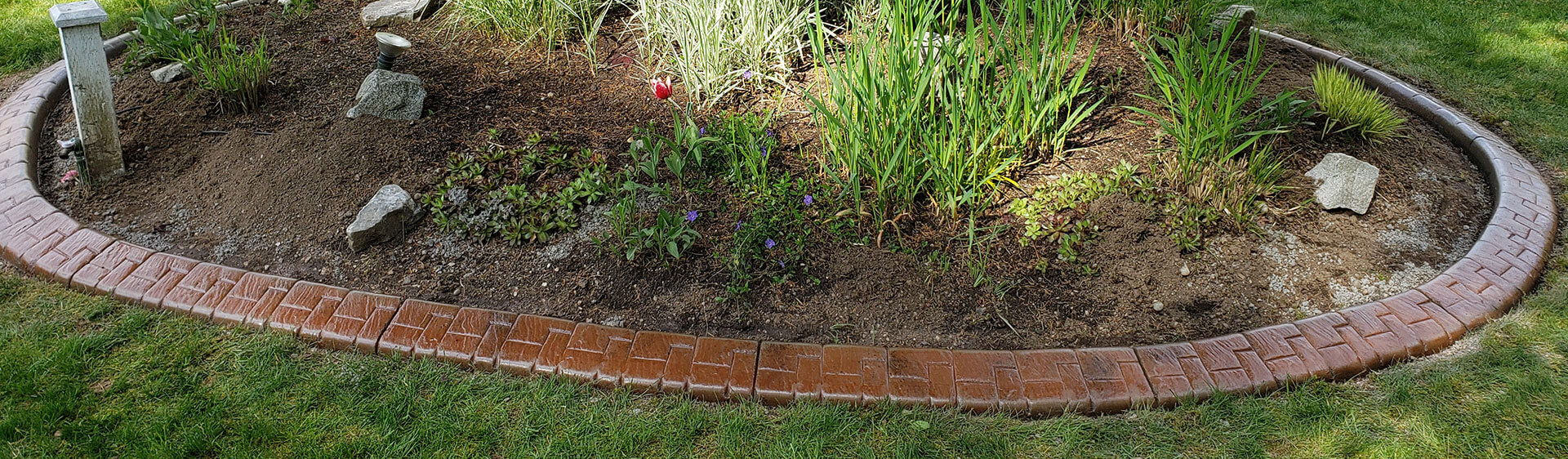 Surrey Concrete Curbing, Landscape Curbing and Curb Repairs